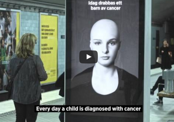 שיערך הארוך נערה – על הקשר בין פרסומת דיגיטלית לשמפו לגיוס כספים